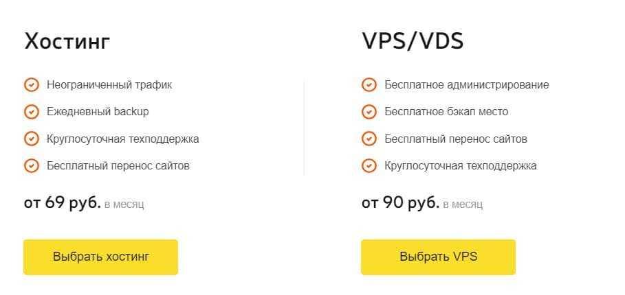 Расценки на одном из самых дешевых хостингов – Adminvps