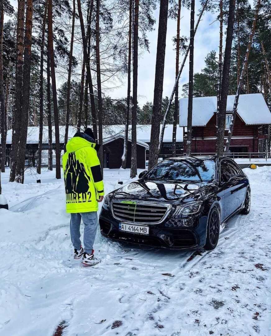 Сколько стоит новая машина Слобоженко?