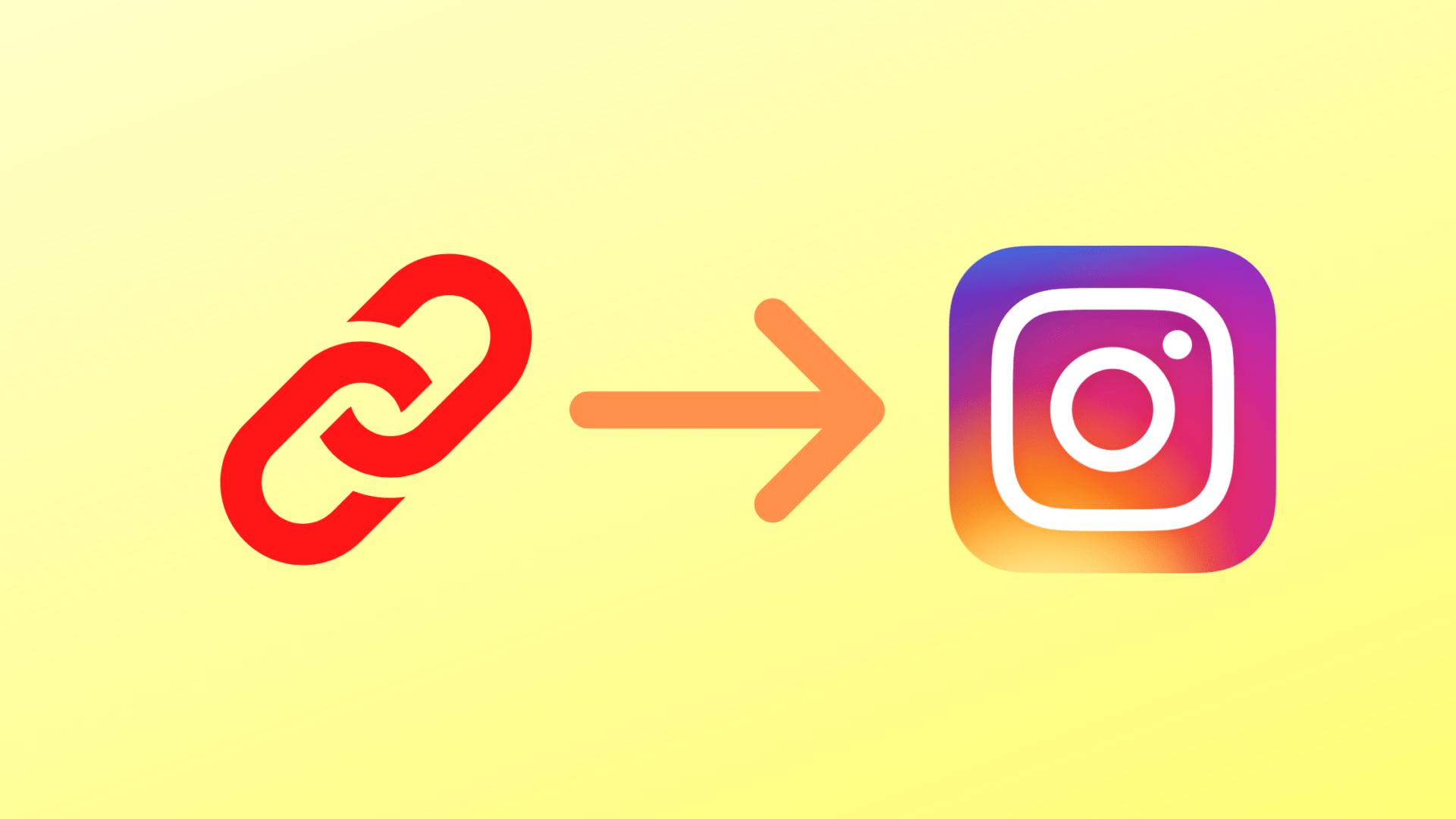 Инструкция, как добавить ссылку в историю в Инстаграме