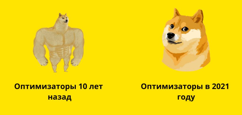 Оптимизаторы 2011/2021
