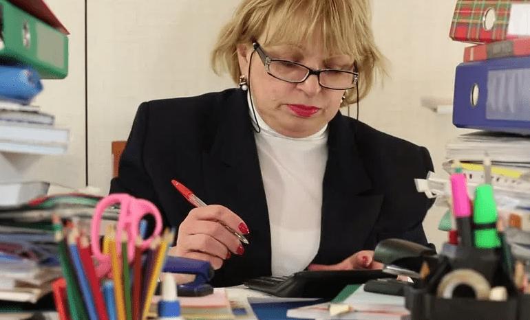 Нелли Борисовна